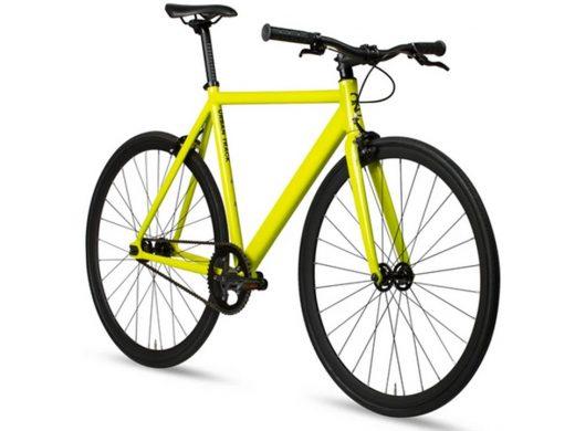 6KU Urban Track Tenni Ball Yellow