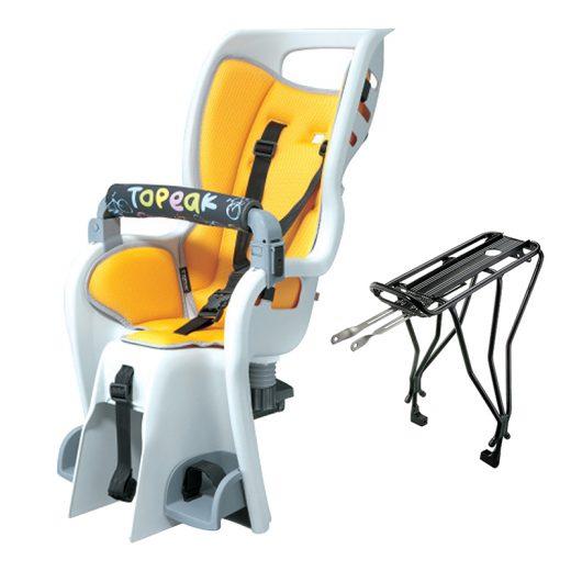 Topeak Rear Baby Seat for Disc Brake