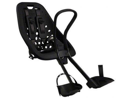 Yepp Mini Child Seat: Black