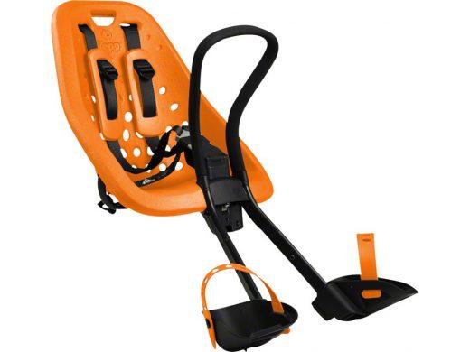 Yepp Mini Child Seat: Orange