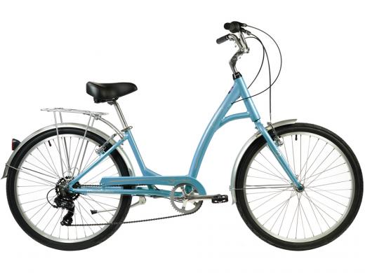 2021 Manhattan Smoothie Comfort Path Bicycle Baby Blue