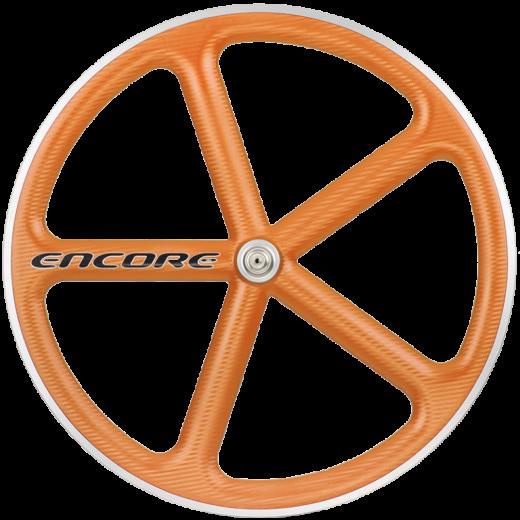 Encore Wheels Omaha Orange