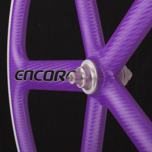 Encore Wheels Purple