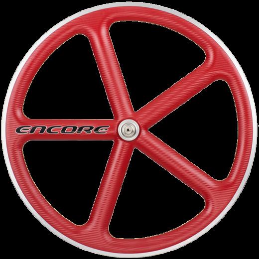 Encore Wheels Viper Red