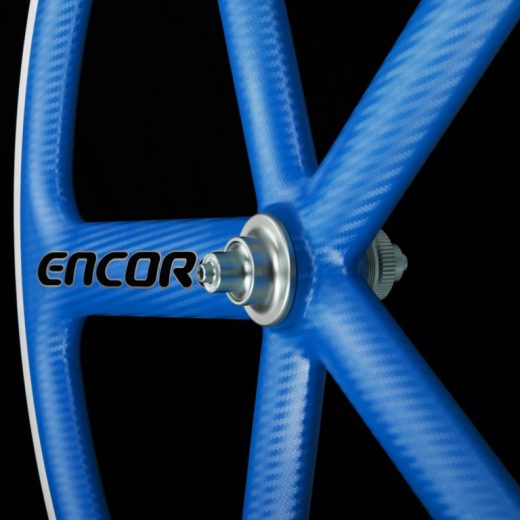 Encore Wheels Voodoo Blue
