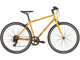 2021 KHS Urban Soul 8 Commuter Road Bike Orange