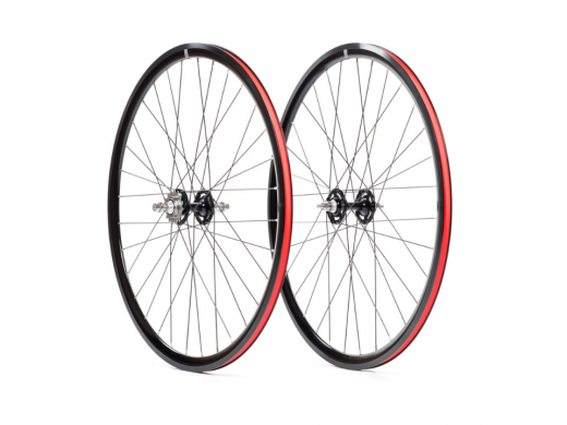 Black Label Wheels Mid Profile Track - State Bicycle Co