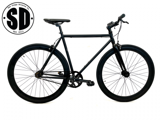 Eclipse Fixed Gear Single Speed San Diego Bicycle Co.