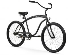Firmstrong Bruiser Prestige Single Speed - Men's 26 Beach Cruiser Bike